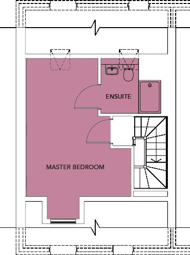The Morton Second Floor